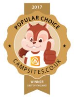 Campsites UK Winner